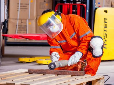 בטיחות במקום העבודה!
